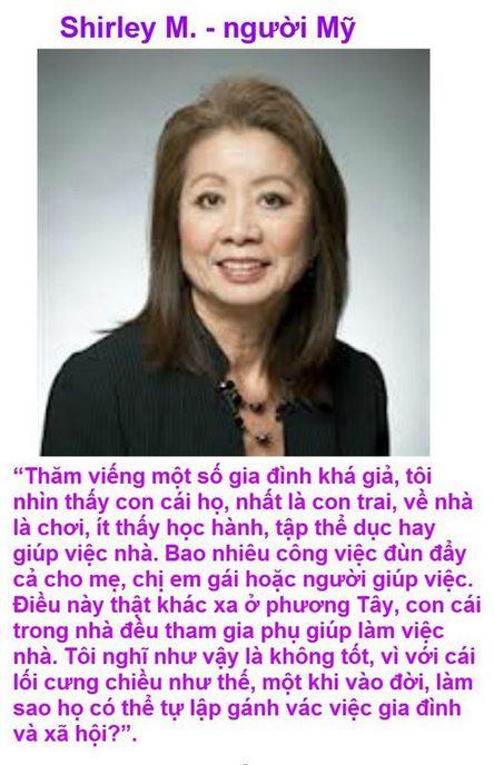 Những góc nhìn của người nước ngoài về người Việt Nam.
