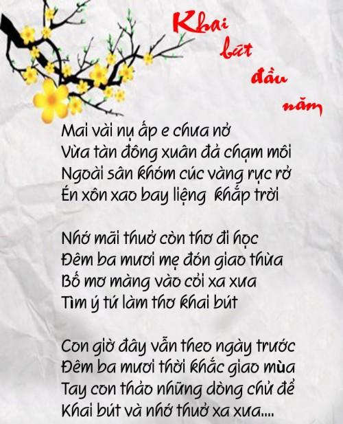 Khai but dau nam